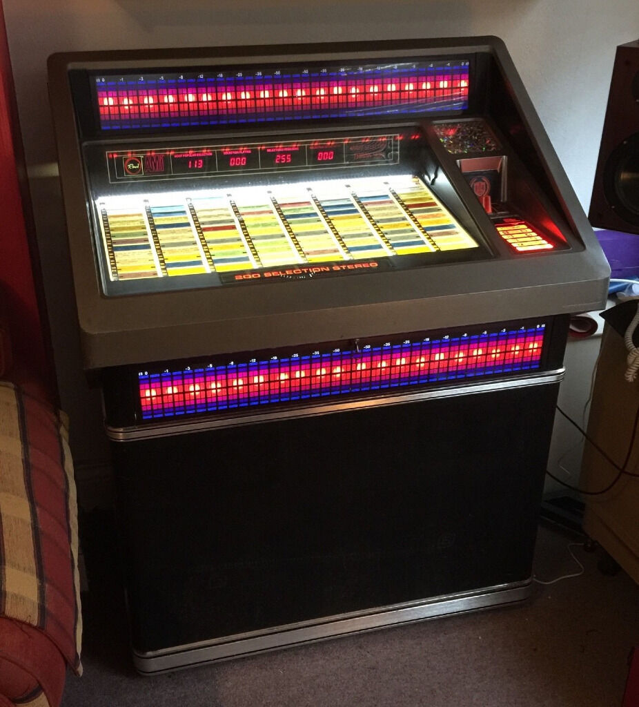 Rowe Ami R89 7 Quot Single Vinyl Retro 80s Jukebox May Px In