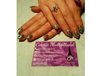 Acrylic Nails Gel Nails Spray Tans and Beauty