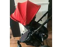 Ickle bubba single seat buggy . Stroller . Pram . Pushchair