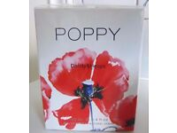 POPPY EAU DE PARFUM SPRAY 100ML BY DAINTY & HEAPS - NEW BOXED & CELLOPHANE SEALED