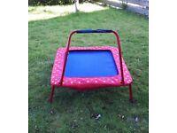Toddler trampoline for sale
