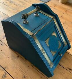 Vintage coal scuttle