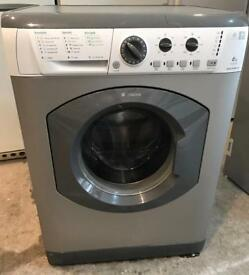 Hotpoint WML540 White Fully Working Washing Machine with 4 Month Warranty