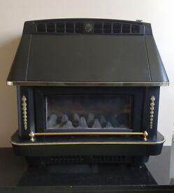Robinson Willey Firecharm RS 3.53 Kw Balanced Flue Gas Fire (LPG)