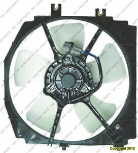 Radiator Cooling Fan Assembly Driver Side Automatic Transmission Mazda Protege 1999-2003