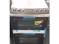 ZANUSSI GAS COOKER (FULL GAS) 60CM WIDE **NEW DISPLAY ITEM** FREE DELIVERY