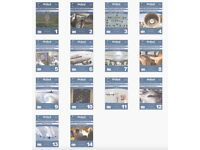 All 14 ATPL Oxford Aviation Academy EASA Theory Books