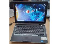 Dell Laptop, Intel Core i7 Processor, 256GB SSD HDD, 8GB Ram