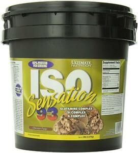 PROTEINE WHEY ISOLATE ISO SENSATION 93 - 5LBS - ULTIMATE NUTRITION