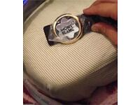 mont Blanc belt exclusive