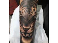 Tattoo artist in london