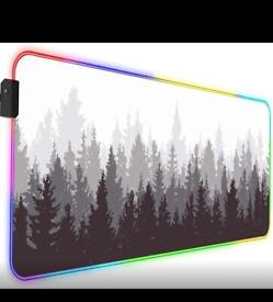Gaming mouse mat (new)