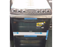 ZANUSSI GAS COOKER 60CM WITH GUARANTEE AND FREE DELIVERY