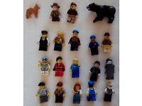 Lego mixed bags