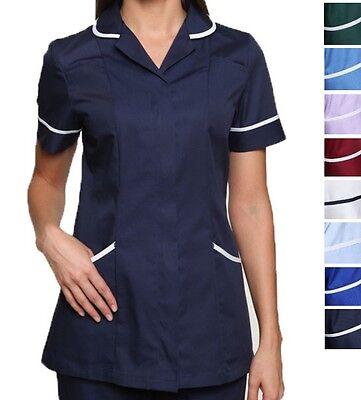 Nightingale Health Healthcare Nurses Doctors Therapist Massage Tunic Uniform