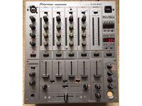Pioneer DJM 600 Mixer In Silver