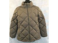 Women's Nike Down Quilted Padded Jacket Brand New Size Medium (#4689)