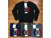 New moncler jumper s to xl
