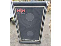 H&H Cambridge Audio dual concentric 100w speaker