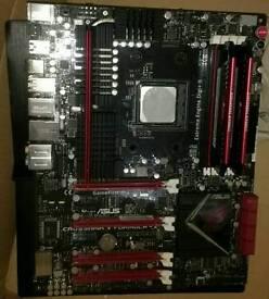 Asus Crosshair 5 Formula Z AMD motherboard
