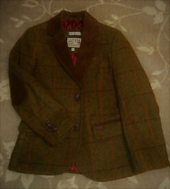 "Handsome tweed Boy's jacket by Jasper Conran 28"""