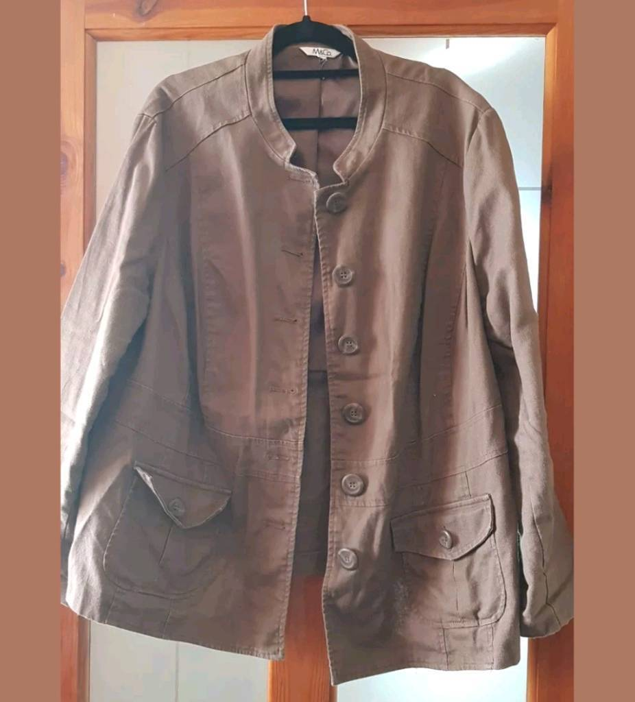 better price fashion style marketable M&Co Jacket | in Halifax, West Yorkshire | Gumtree