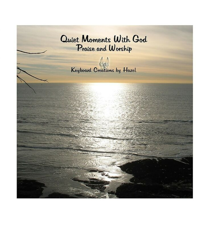 """Quiet Moments with God"" - Christian Music CD instrumental Keyboard Creations"