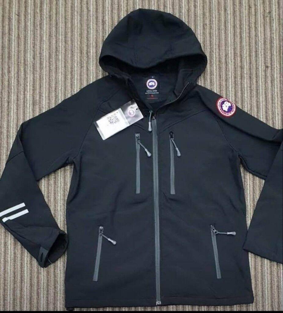 Canada goose softshell jacket