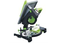 Evolution combination mitre and table saw