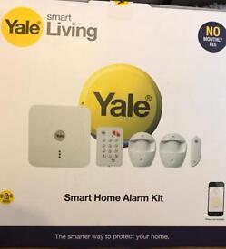 Yale smart home alarm SR-320