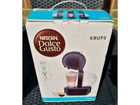 New automatic Nescafe Dolce Gusto Lumio