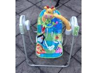 Fisher Price Discover & Grow Baby Swing Chair