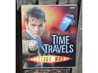 Dr Who - Time Travels Pop Up Book