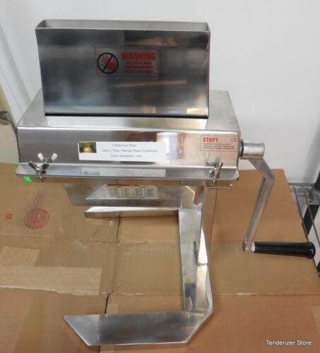 Hidden Acres Manual Meat Tenderizer Ex Heavy Duty 74 Extra Sharp Blades