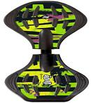 StreetSurfing Board Wave Word up green/yellow (500017)