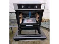 LOGIK LBMFMX15 Electric Oven - Stainless