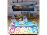 VTECH DISNEY WINNIE THE POOH LEARN WITH FRIENDS PIANO .