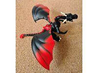 Playmobil large dragon