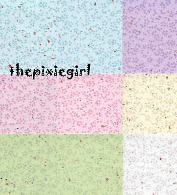Gold Origami Paper (ORIGAMI PAPER PEARL SAKURA CHERRY FLOWER UNRYU CLOUDY WASHI w/ GOLD SILVER  )