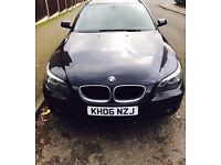 BMW 520D/// Se touring sport Estate Year 2006 full service history sale or swap