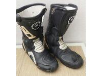 Ladies Sidi Motorcycle Boots