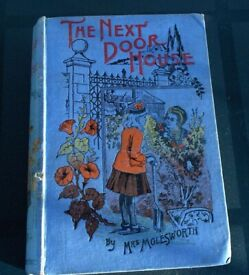 The Next Door House by Mrs. Molesworth