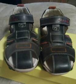 Boys Almarino Vera Pelle Sandals