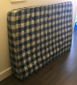 Twin Mattress for sale (Small double) - GBP 20.00
