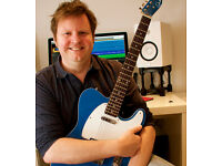 Guitar Lessons Leeds, Bradford and West Yorkshire, Free Intro Lesson, New Year Discounts