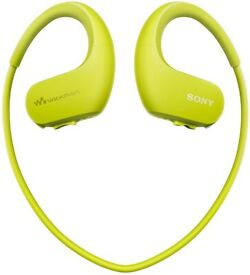 Sony NW-WS413 Waterproof All-in-One MP3 Player, 4 GB (New in a box)