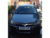 Grey Astra 1.6, 06 Plate - Low Mileage, Tax and tested until December 2016. Price negotiable.