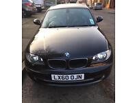 BMW 1 Series 2010 2.0L 116i Sport