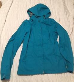 Team Quechua rain jacket - small