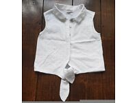 Next girl's summer top sz 9yrs excellent condition